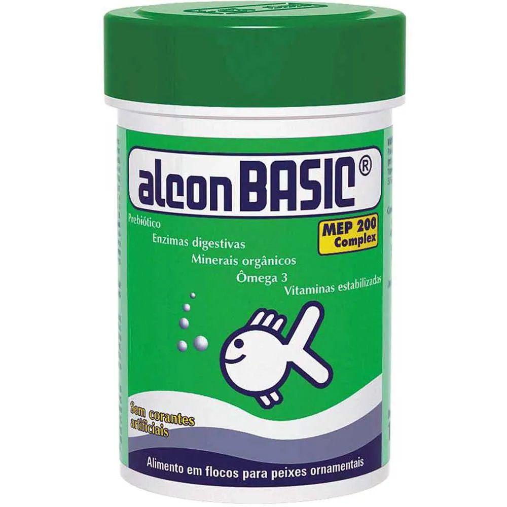 Ração Basic Alcon