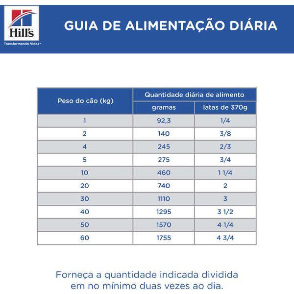 Ração Hills Prescription Diet Canine U/D Cuidado Urinário Lata - 370 g