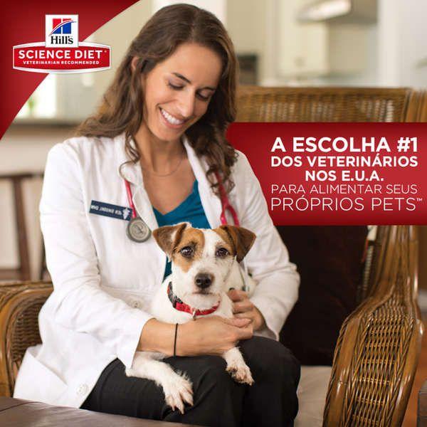 Ração Hills Science Diet Canino Maduro Raças Pequenas e Miniaturas
