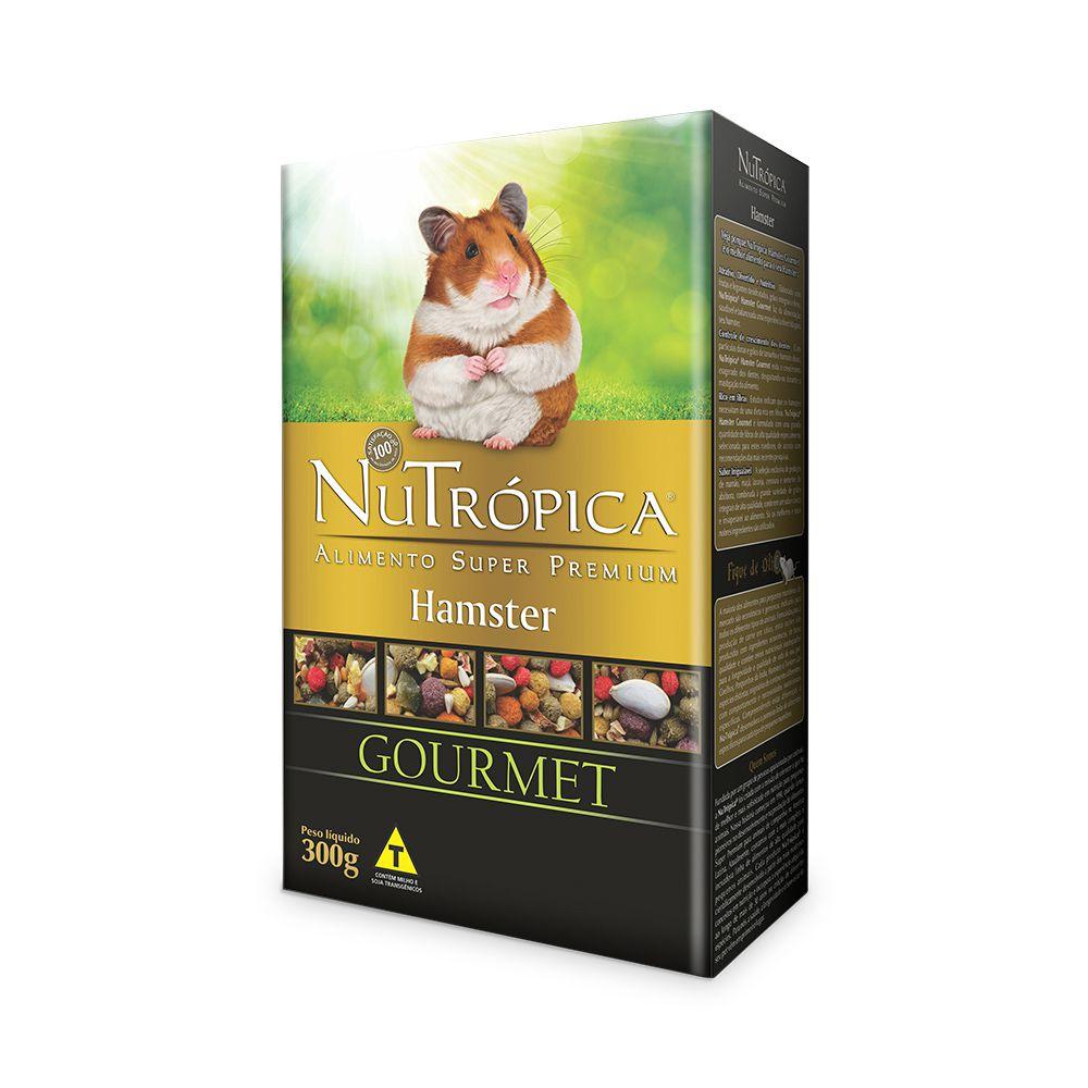 Ração NuTrópica Hamster Gourmet 300 g