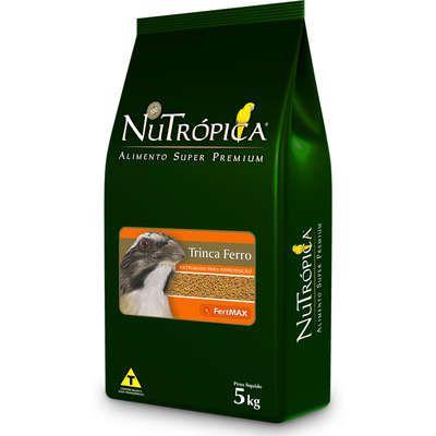 Ração NuTrópica Trinca Ferro FertMax 5 kg