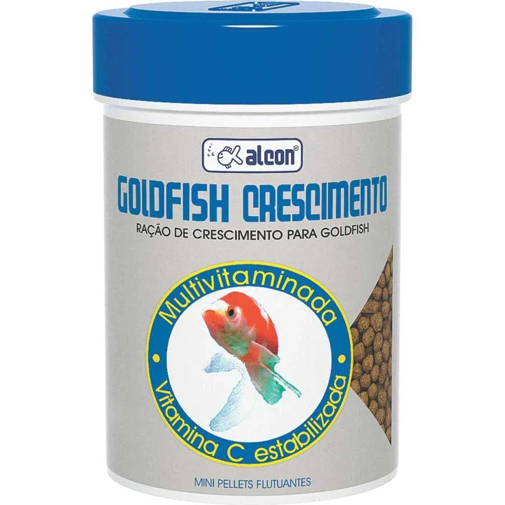 Ração para Crescimento Gold Fish Alcon
