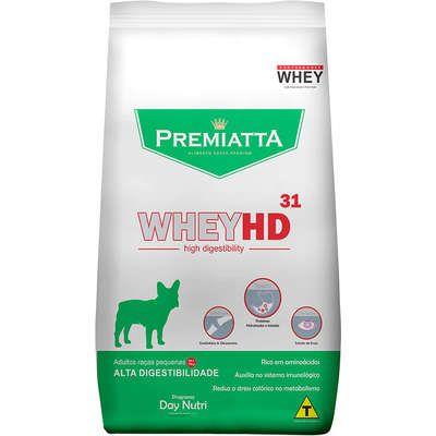 Ração Premiatta HD Alta Digestibilidade para Cães de Raças Pequenas com 4 a 10 Kg - 3 kg