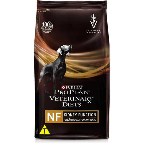 Ração Purina Pro Plan Veterinary Diets Função Renal para Cães Adultos com Problemas Renais