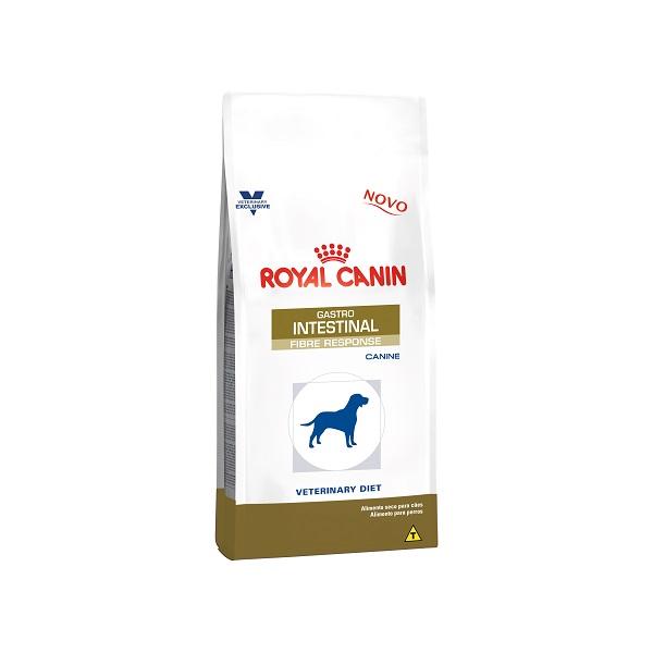 Ração Royal Canin Canine Veterinary Diet Gastro Intestinal Fibre Response para Cães Adultos