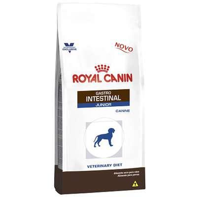 Ração Royal Canin Canine Veterinary Diet Gastro Intestinal Junior para Cães Filhotes - 2 Kg