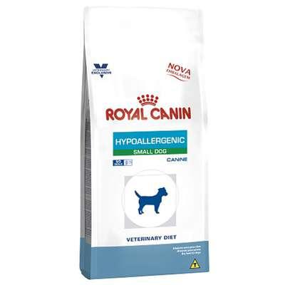 Ração Royal Canin Canine Veterinary Diet Hypoallergenic Small Dog para de Raças Pequenas