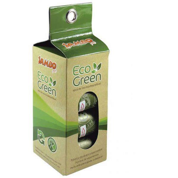 Saco Jambo Stamp Eco Green