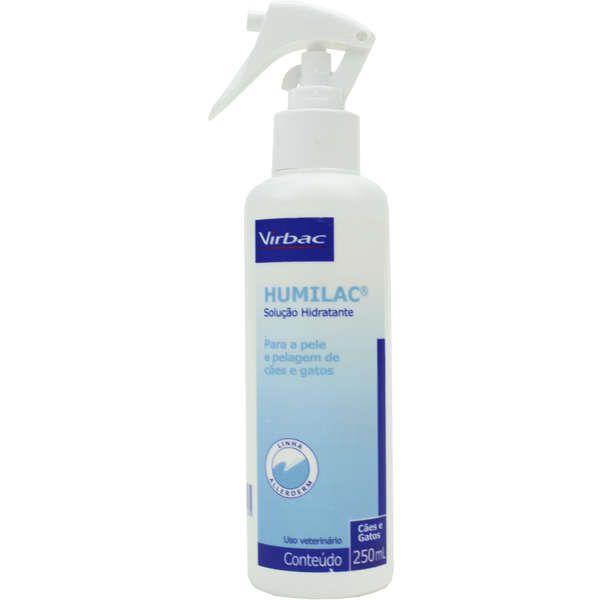 Solução Dermatológica Virbac Humilac - 250 ml
