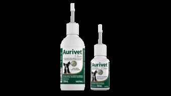 Solução Otológica Vetnil Aurivet Clean