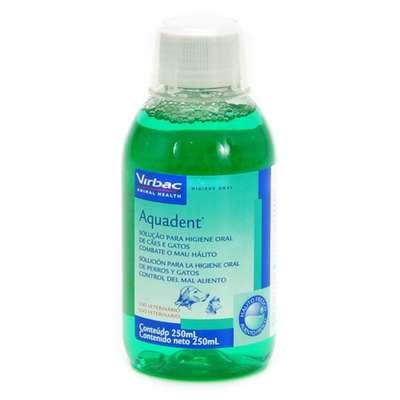Solução Virbac para Higiene Oral Aquadent - 250 mL