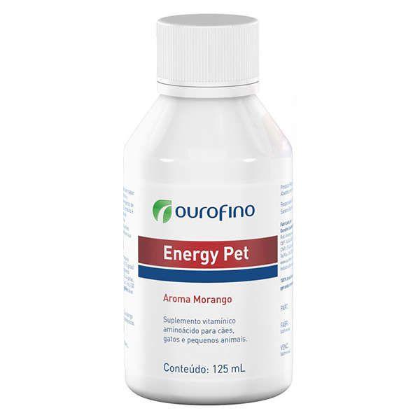 Suplemento OuroFino Energy Pet