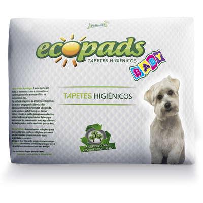 Tapete Higiênico Ecopads 65x60 com Atrativo Canino
