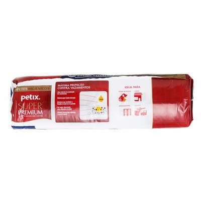 Tapete Higiênico Petix Super Premium 30 unidades