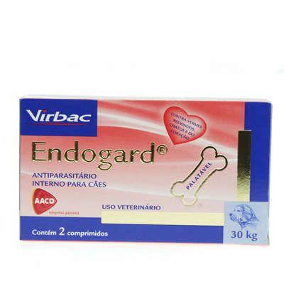 Vermífugo Virbac Endogard para Cães até 30 Kg