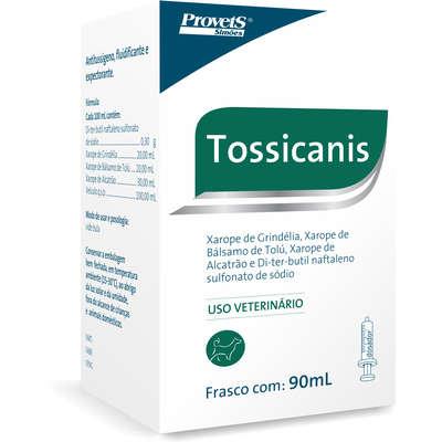 Xarope Expectorante Provets para Cães Tossicanis - 90 mL