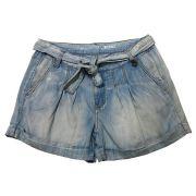 Bermuda Jeans Billabong Feminina
