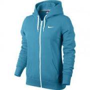 Blusão Nike Club FZ Hoody-Swoosh Feminino