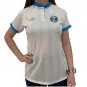 Camisa Umbro Grêmio Feminina Of. 2015