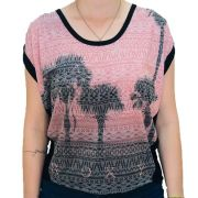 Camiseta Roxy Candy Sun
