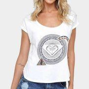 Camiseta Roxy Vintage Stop Desert