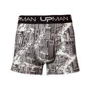 Cueca Boxer Upman Estampa Exclusiva New York Juvenil