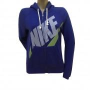 Jaqueta Nike Moletom Rally Futura Fz Feminina