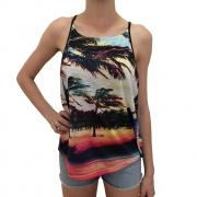 Regata Roxy Pop Surf Island Feminina