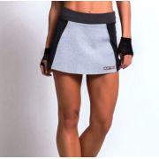Short Saia Colcci Fitness Estampado Feminina