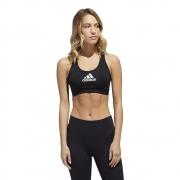 Top Adidas Dont Rest Alphaskin Médio Suporte Feminino
