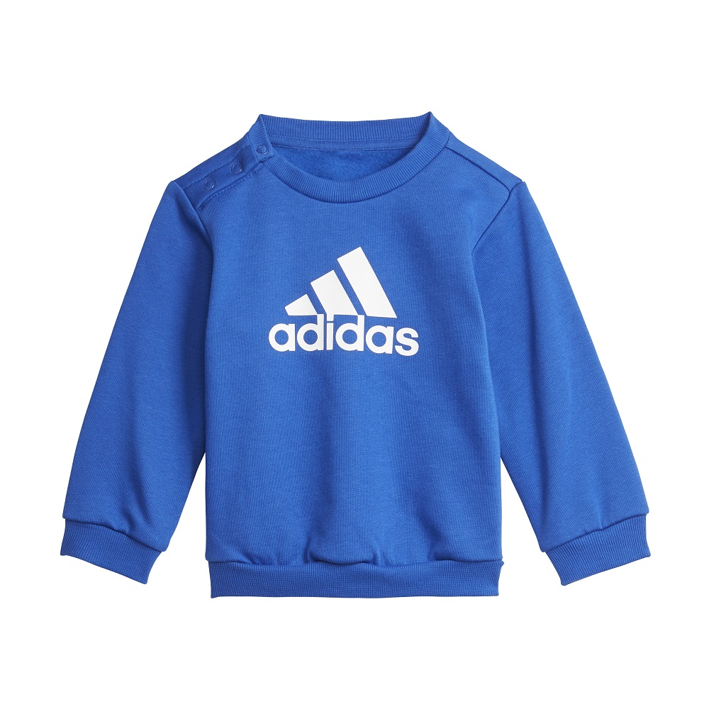 Agasalho Adidas Baby Jogger 3-Stripes Infantil