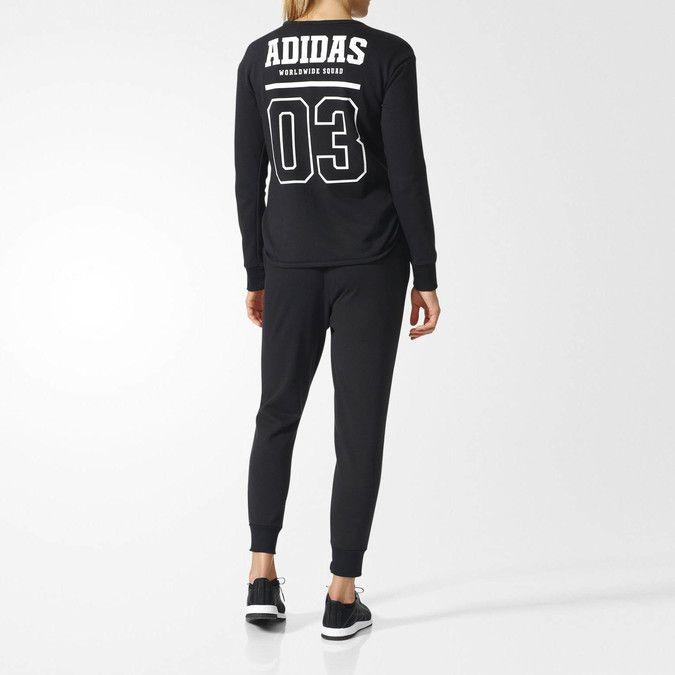 Agasalho Adidas Chill Out Feminino