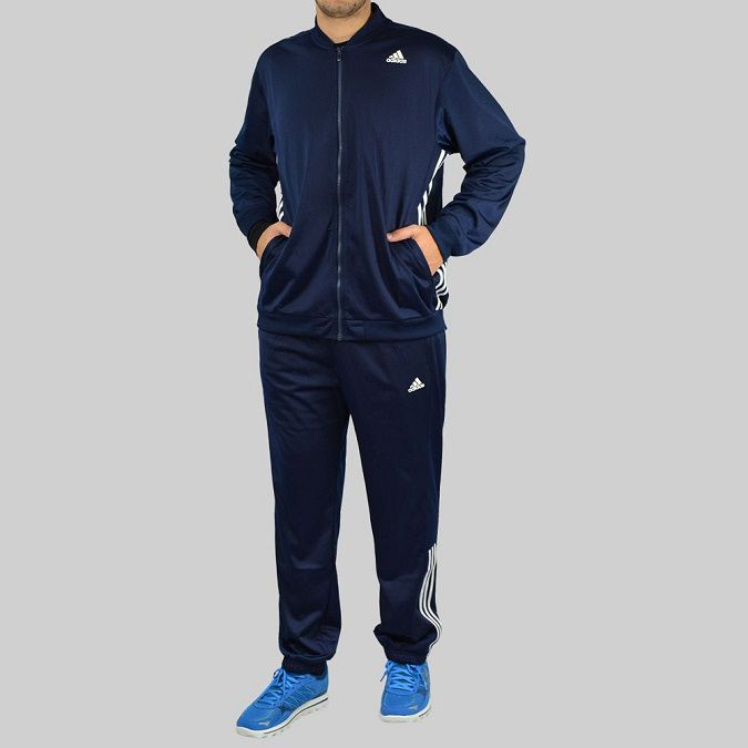 Agasalho Adidas Ess Knit Masculino