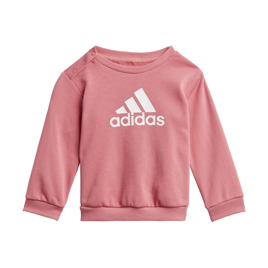 Agasalho Adidas Logo BOS Jog FT INFANTIL