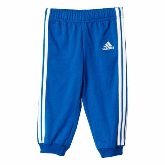 Agasalho Adidas SP Crew Jog Infantil