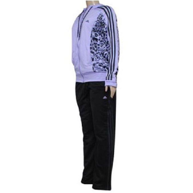 Agasalho Adidas Young Knit Feminino