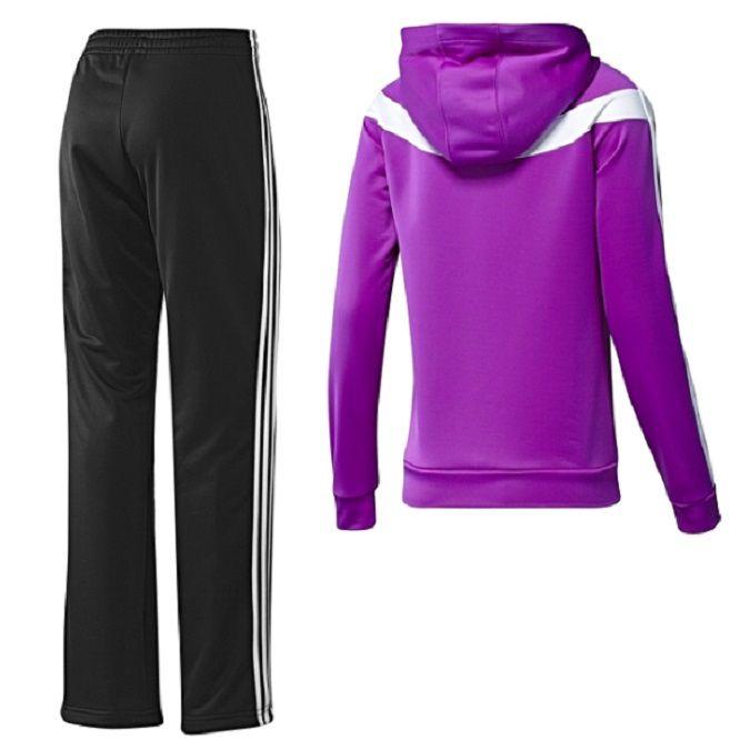 Agasalho Adidas Young Knit Wom