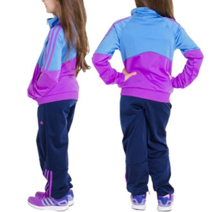 Agasalho Adidas Young Pes Ts Infantil