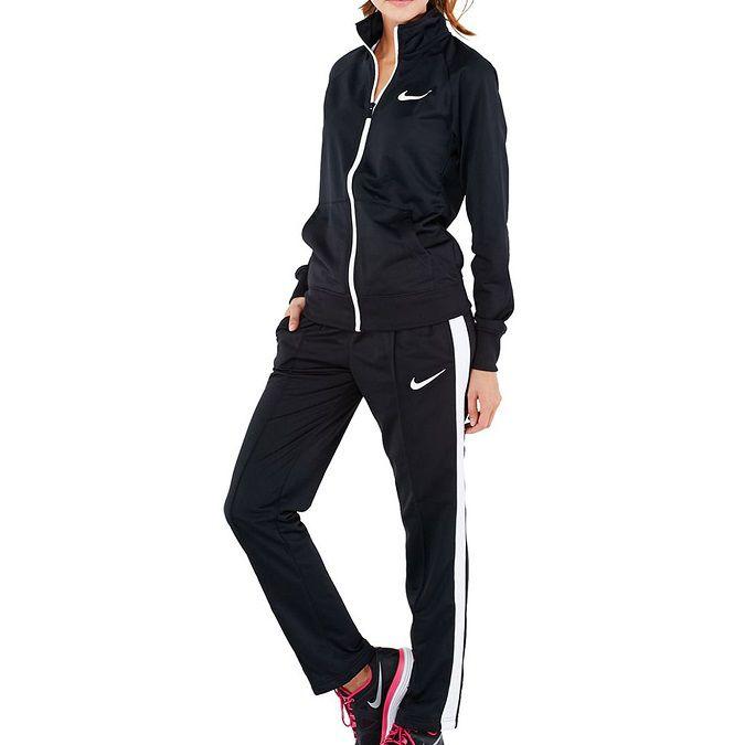 Agasalho Nike Polywarp Raglan Feminino