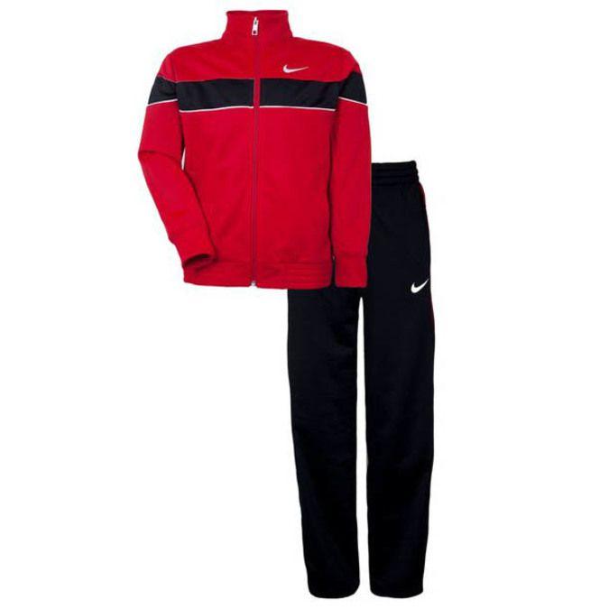 Agasalho Nike T45 Warm Up Juvenil