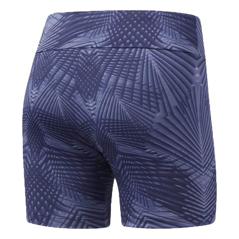 Bermuda Adidas Estampa Geométrica Feminina