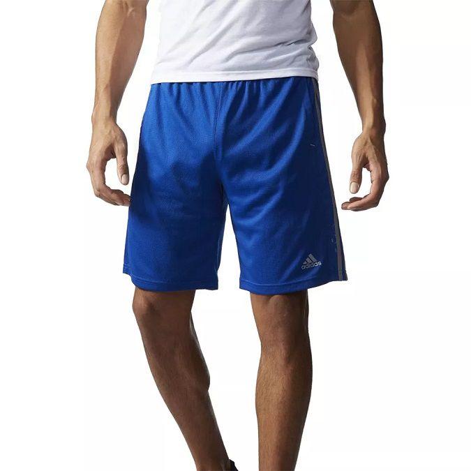 Bermuda Adidas Knit 3S Essentials