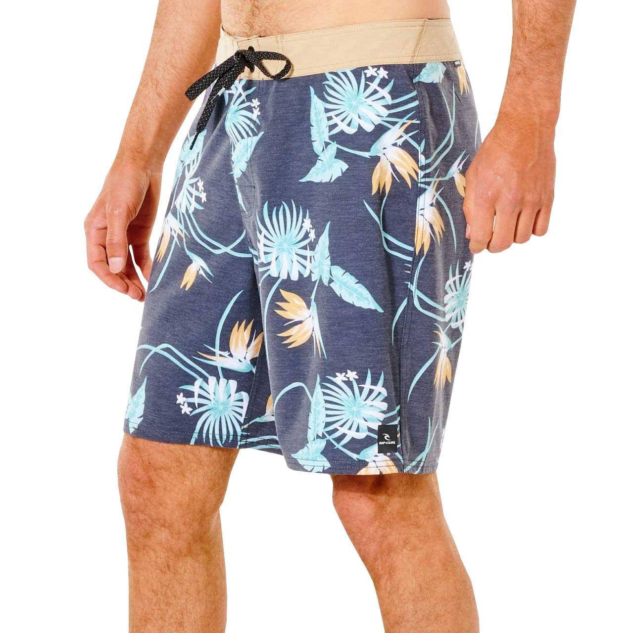 Bermuda Agua Rip Curl Marley Floral Boar