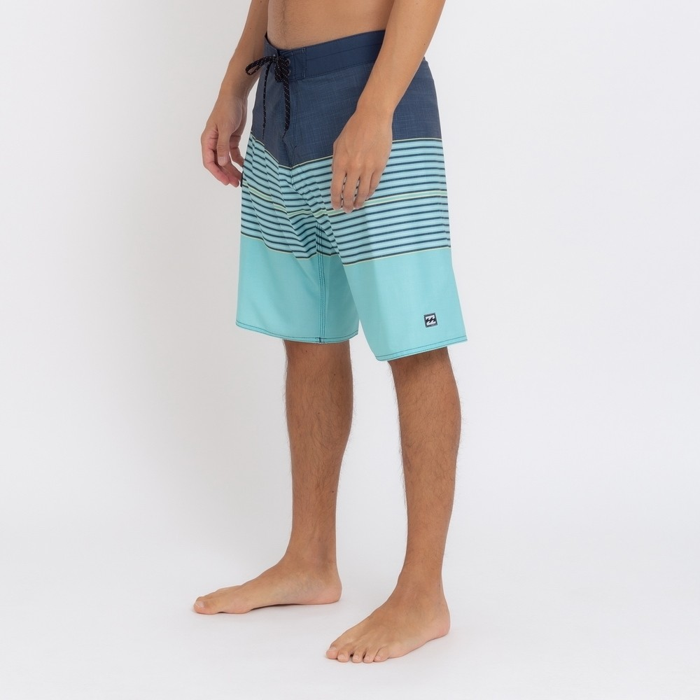 Bermuda Boardshort Billabong Allday Heather Stripe Pro 20