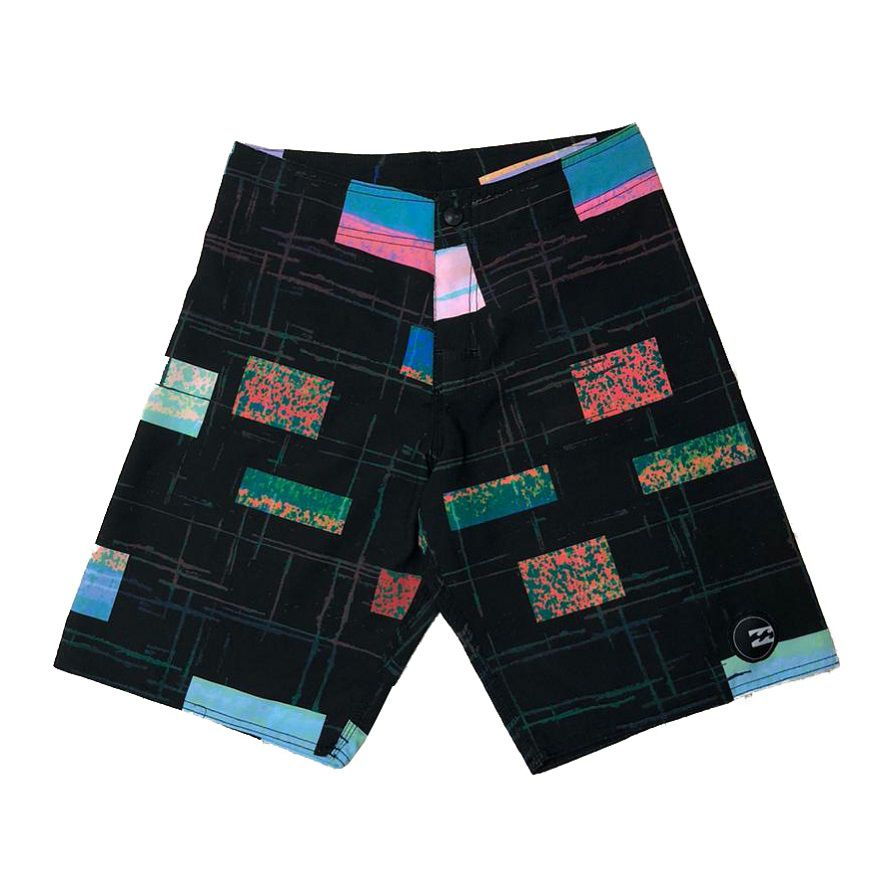 Bermuda Boardshort Billabong Face to Face JUVENIL