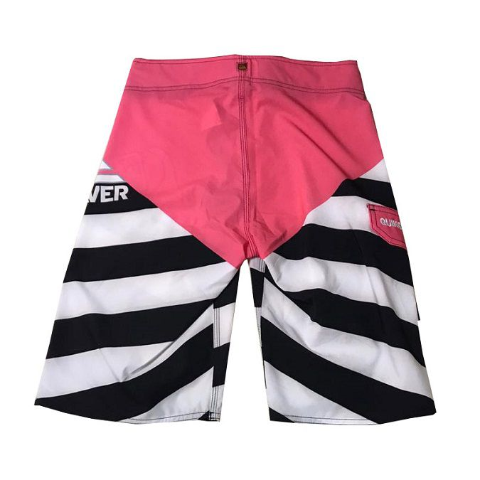 Bermuda Boardshort Quiksilver Blocka Striped