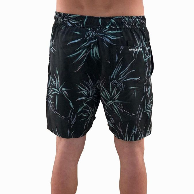 Bermuda Boardshort Quiksilver Salty Palms Volley 18