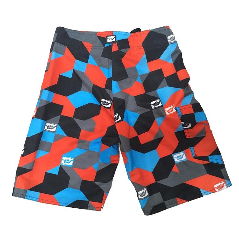 Bermuda Boardshorts Hang Loose Ces Bee JUVENIL