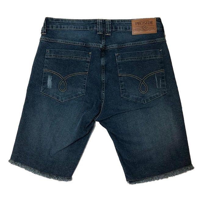 Bermuda Jeans Proside com Elastano