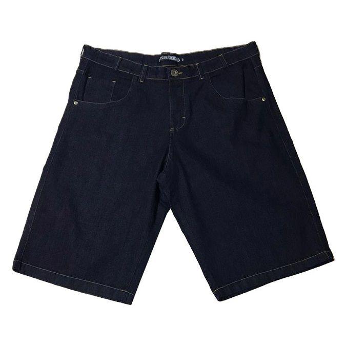 Bermuda Jeans Proside Extra Azul Marinho